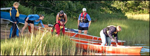 Lloyd Center Canoe Trips