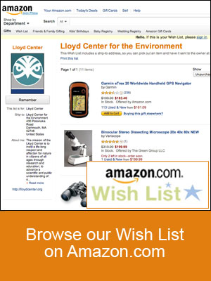 Lloyd Center Wish List