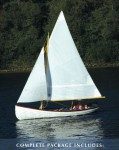 Whitehall Sail - Row Boat