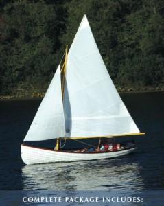 Whitehall Sail - Row Boat